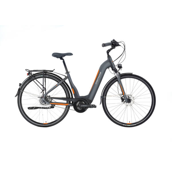 GEPIDA Bonum Curve Nexus 8 elektromos kerékpár
