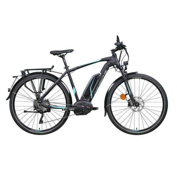 Gepida Fastida XT 10 elektromos kerékpár