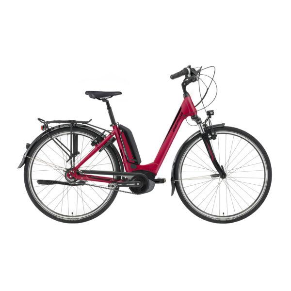 Gepida Reptila 1000 Nexus 7 C elektromos kerékpár piros színben