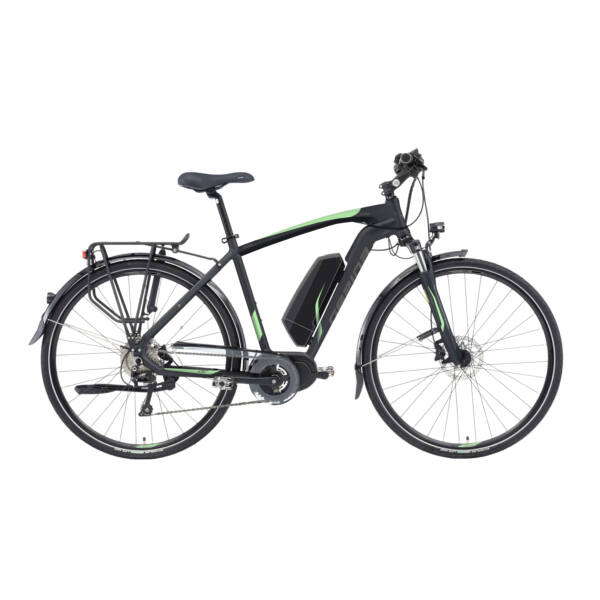 Gepida Tisia Alivio 9 BAF elektromos kerékpár