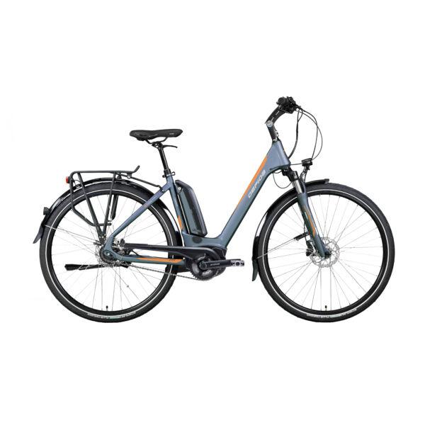 Gepida Turisind City Alfine 8 elektromos kerékpár