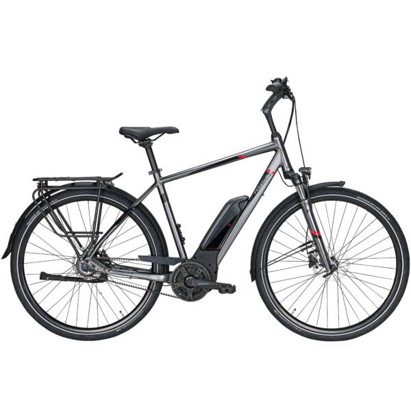 Pegasus Premio E8R Plus Belt Comfort elektromos kerékpár