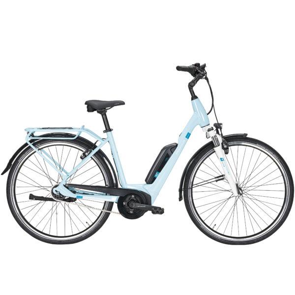 Pegasus Solero E5R Sport elektromos kerékpár menta színben