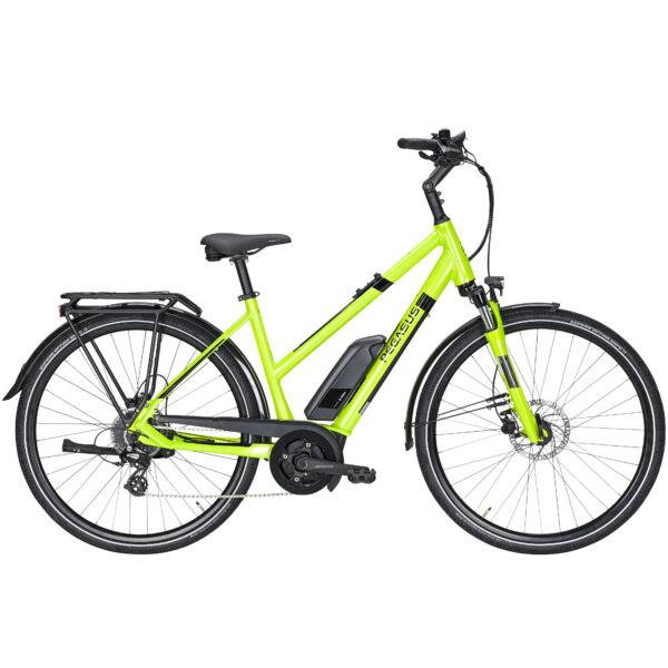 Pegasus Solero E8 Sport Performance elektromos kerékpár zöld színben