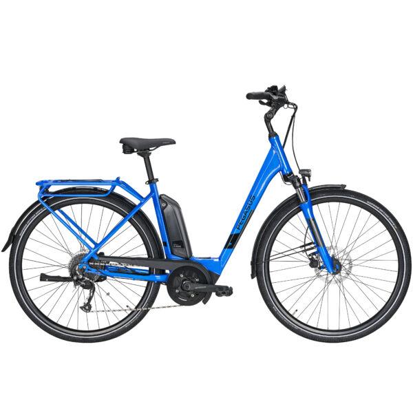 Pegasus Solero E9 Performance elektromos kerékpár kék színben