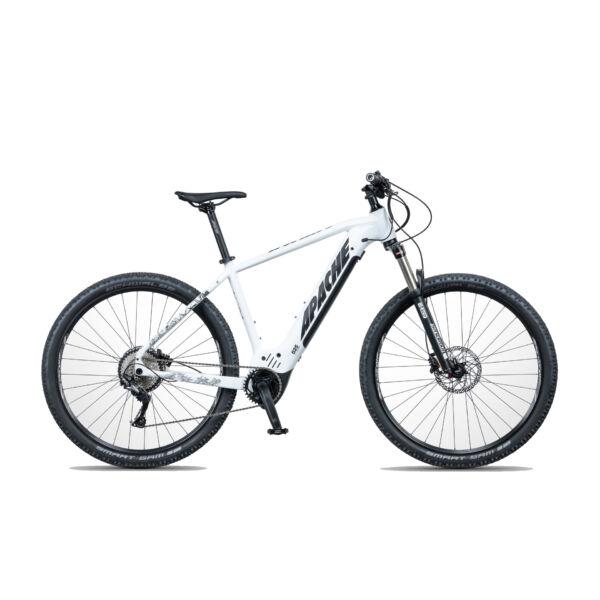 Apache Hupahu 3 elektromos kerékpár fehér színben