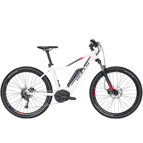 Bulls Aminga E1 női elektromos kerékpár fehér színben