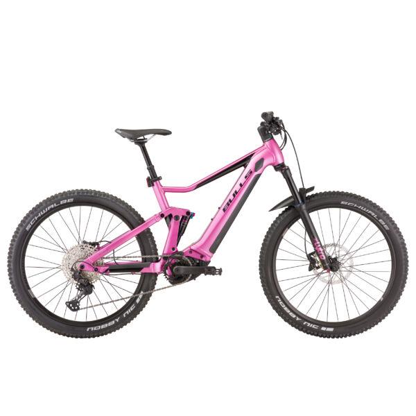 """Bulls Aminga Eva TR női elektromos kerékpár """"vintage levander"""" színben"""