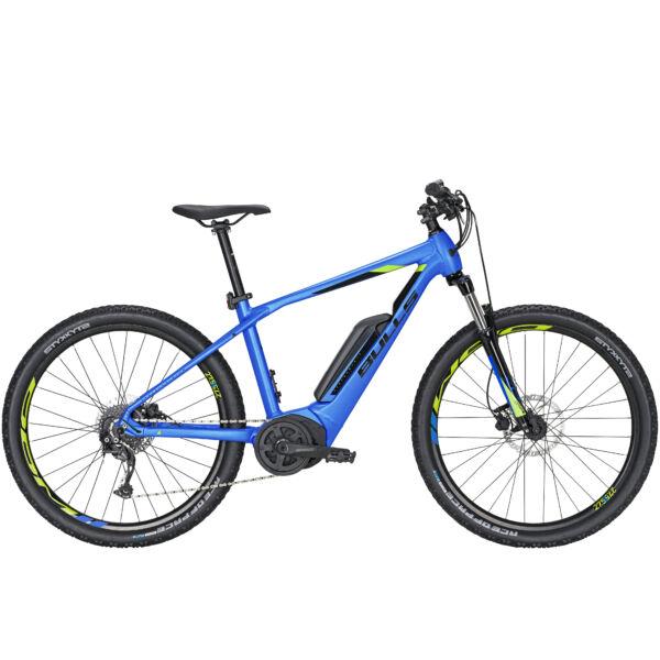 Bulls Copperhead E1 27,5 elektromos kerékpár kék színben