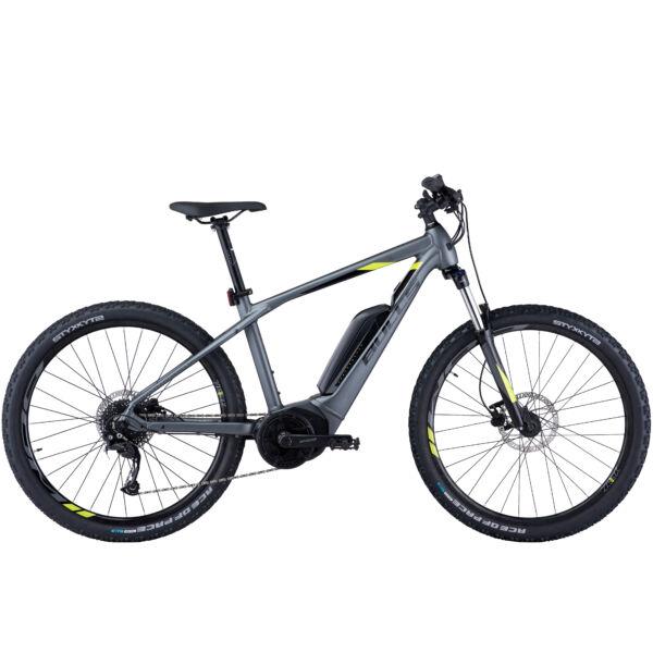 Bulls Copperhead E1 29 elektromos kerékpár grafit színben