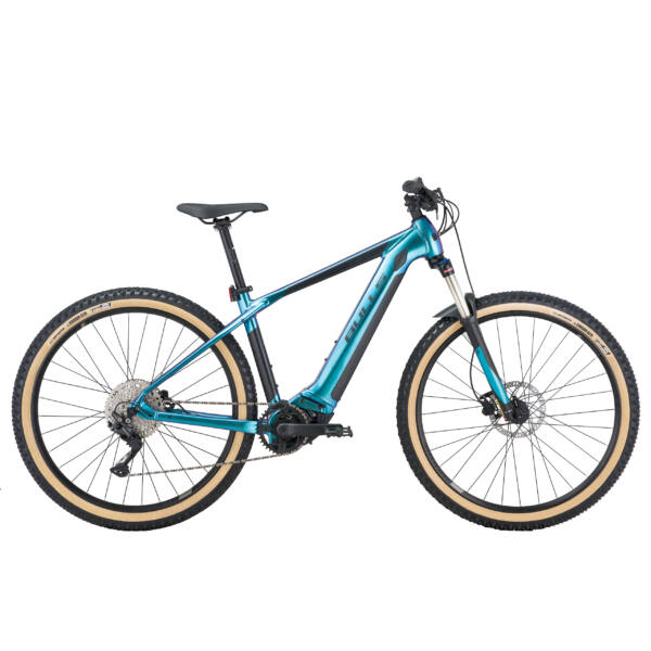"""Bulls Copperhead Evo 2 29"""" elektromos kerékpár """"greenish rainbow"""" színben"""