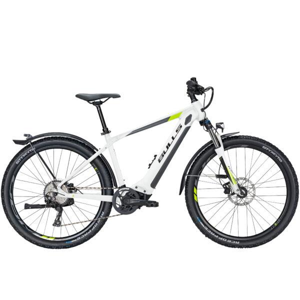"""Bulls Copperhead Evo 2 Street elektromos kerékpár """"white"""" színben"""