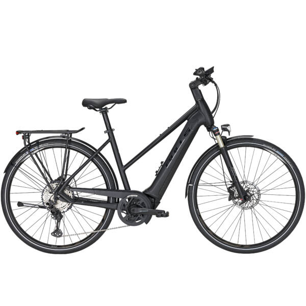 Bulls Cross Lite Evo elektromos kerékpár női vázzal