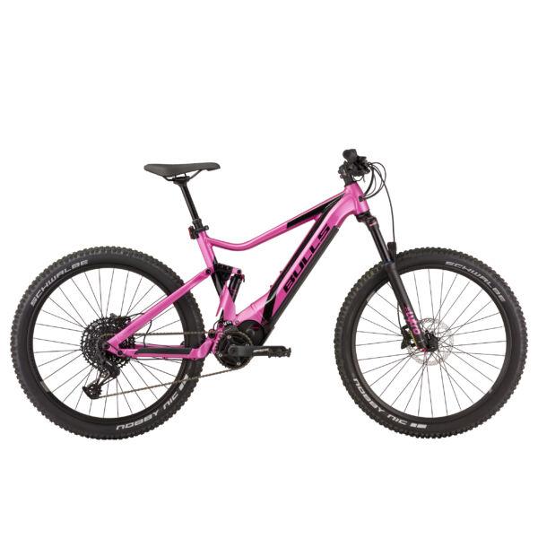Bulls E-Stream Eva TR 2 női elektromos kerékpár 'vintage lavender' színben
