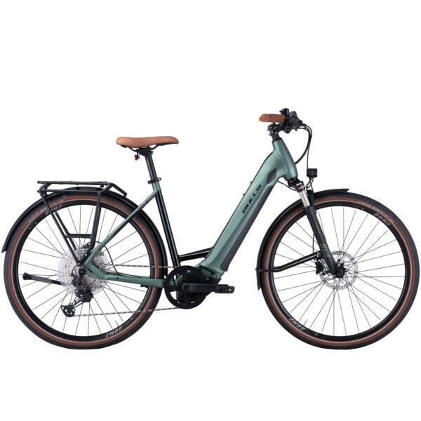 Bulls Urban Evo 12 elektromos kerékpár női vázzal