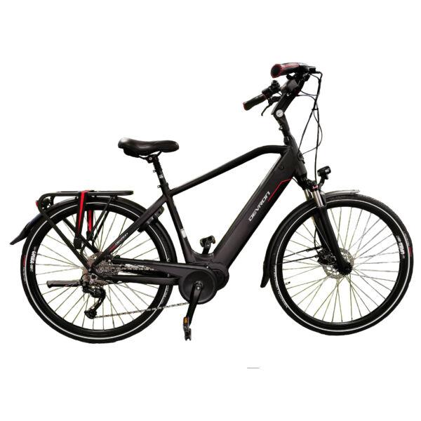 Devron 28427 Alivio 9 elektromos kerékpár férfi vázzal