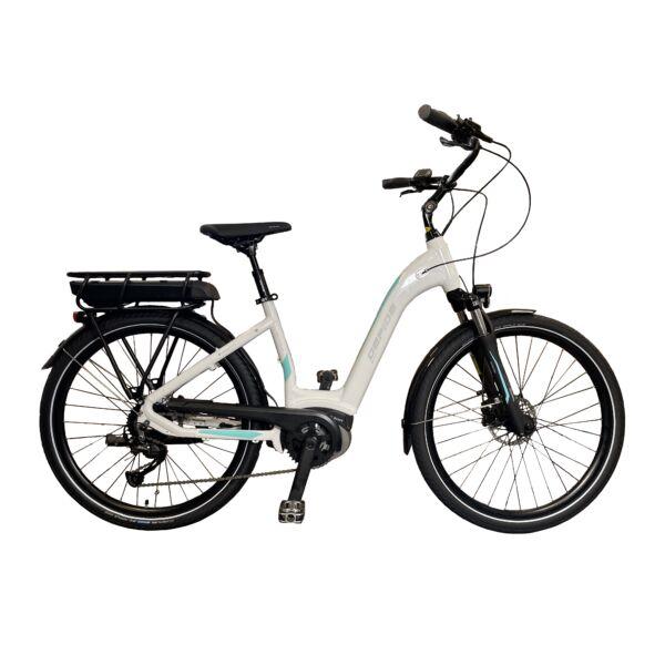 Gepida Reptila 600 W 9D RT elektromos túra trekking kerékpár