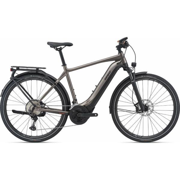 Giant Explore E+ 0 Pro GTS elektromos kerékpár férfi vázzal