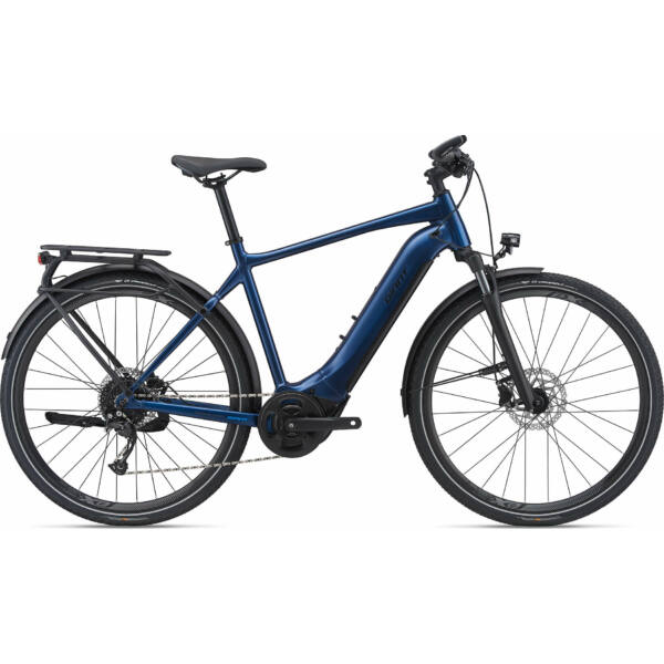 Giant Explore E+ 2 GTS elektromos kerékpár férfi vázzal