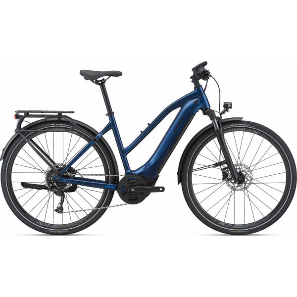 Giant Explore E+ 2 STA elektromos kerékpár női vázzal