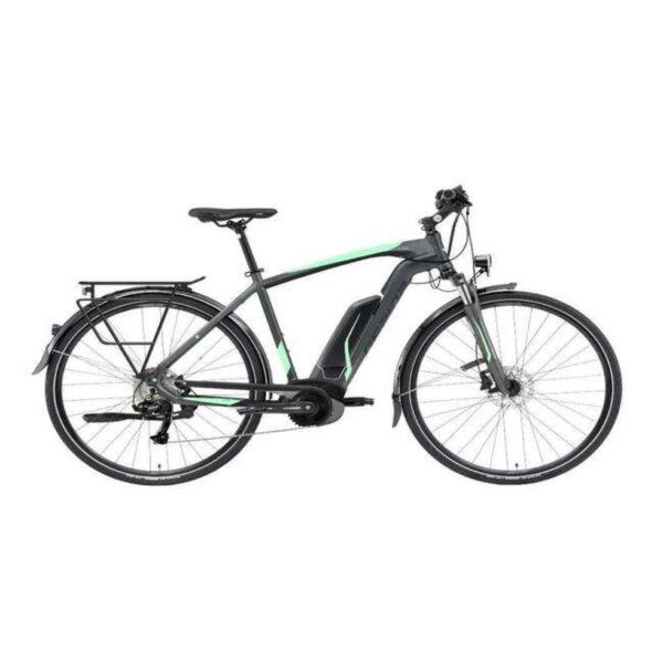 Gepida Alboin Man Alivio 9 elektromos kerékpár férfi vázzal