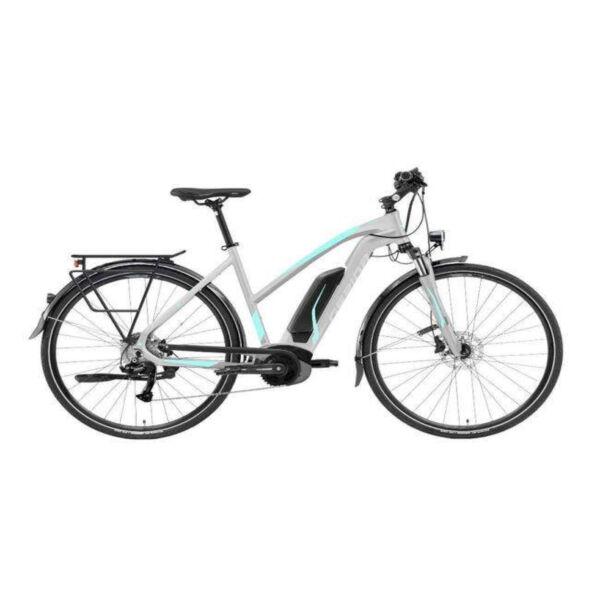 Gepida Alboin TR Alivio 9 elektromos kerékpár női vázzal
