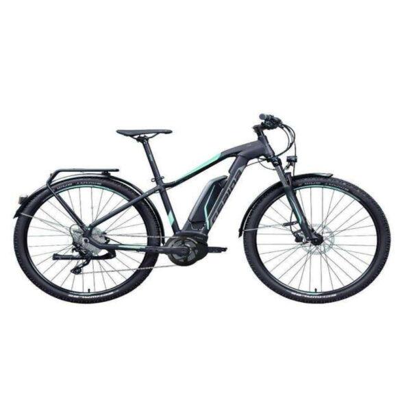 Gepida Berig TR Deore 10 elektromos kerékpár unisex komfort vázzal
