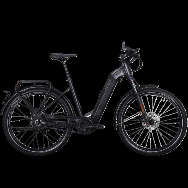 Kettler Quadriga DUO CX Speed elektromos kerékpár unisex komfort vázzal