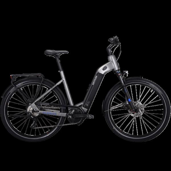 Bulls Quadriga DUO CX10 elektromos kerékpár unisex komfort vázzal