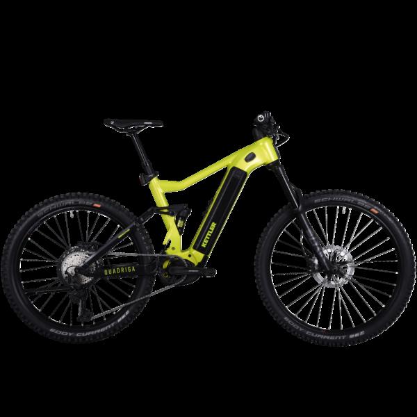 Kettler Quadriga DUO CX12 FS elektromos kerékpár