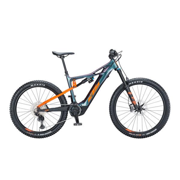 KTM Macina Kapoho Master elektromos kerékpár
