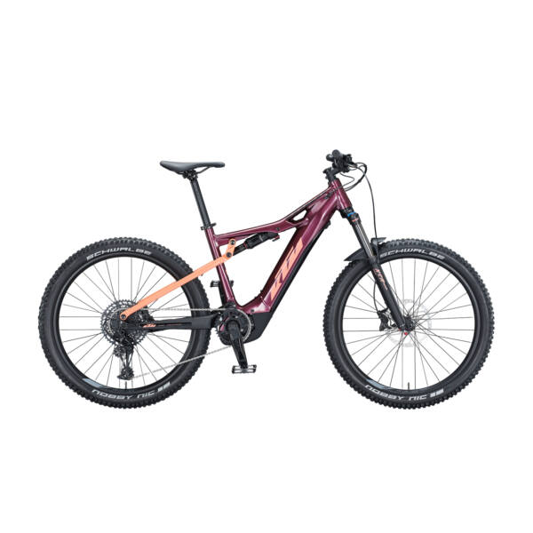 KTM Macina Lycan 272 Glorious elektromos kerékpár