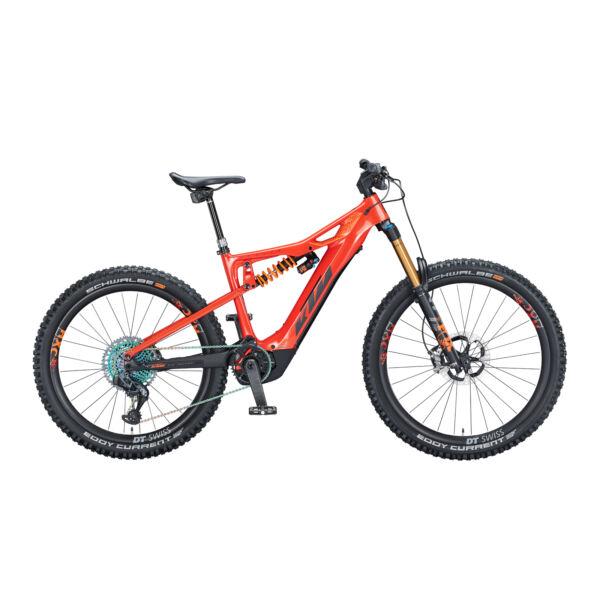 KTM Macina Prowler Exonic elektromos kerékpár