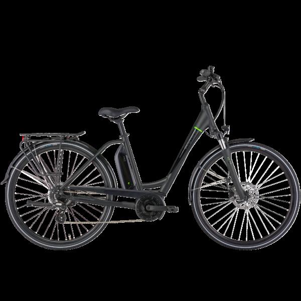 Pegasus Ancura E8 Disc elektromos kerékpár unisex, komfort vázzal