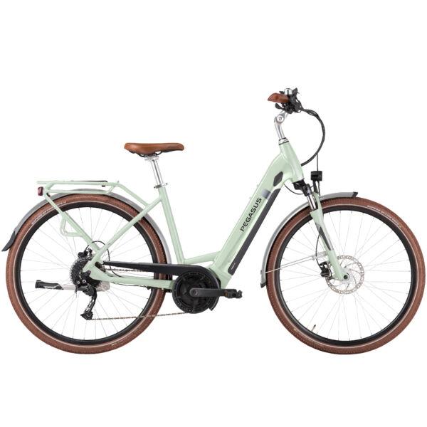 Pegasus Solero Evo 9 Special Edition elektromos kerékpár komfort vázzal