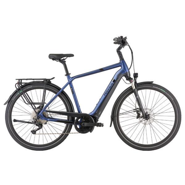Pegasus Strong Evo 10 Lite elektromos kerékpár férfi vázzal, extra teherbírású