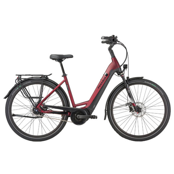 Pegasus Strong Evo 5F elektromos kerékpár unisex, komfort vázzal