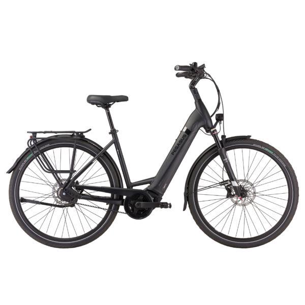Pegasus Strong Evo 5F Lite Belt Di2 elektromos kerékpár unisex, komfort vázzal