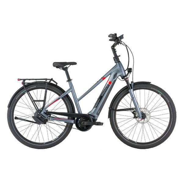 Pegasus Tecaro Evo NV Belt Automatic automata váltós elektromos kerékpár férfi vázzal