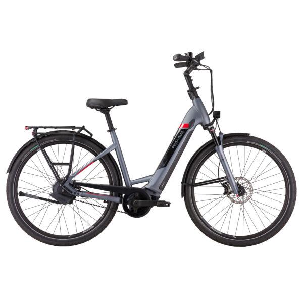 Pegasus Tecaro Evo NV Belt Automatic automata váltós elektromos kerékpár unsiex, komfort vázzal