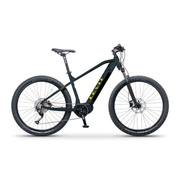 LEVIT Muan MX 3 630 elektromos mountain bike kerékpár fekete színben