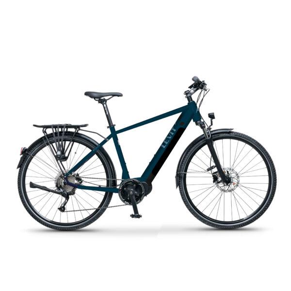 LEVIT Musca MX 468 elektromos túra-trekking kerékpár férfi vázzal