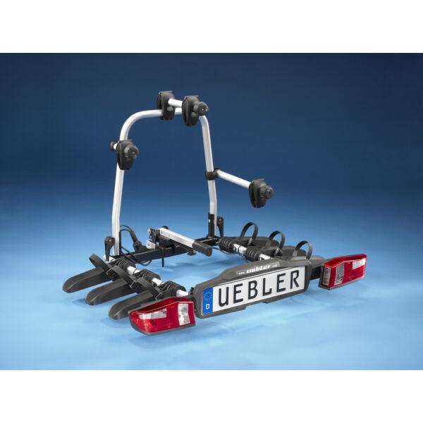 Uebler F32 kerékpártartó 3 kerékpárhoz, összecsukható, nem dönthető