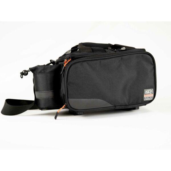Northwind Smartbag Classic i-Rack 2 táska fekete, narancs húzókával