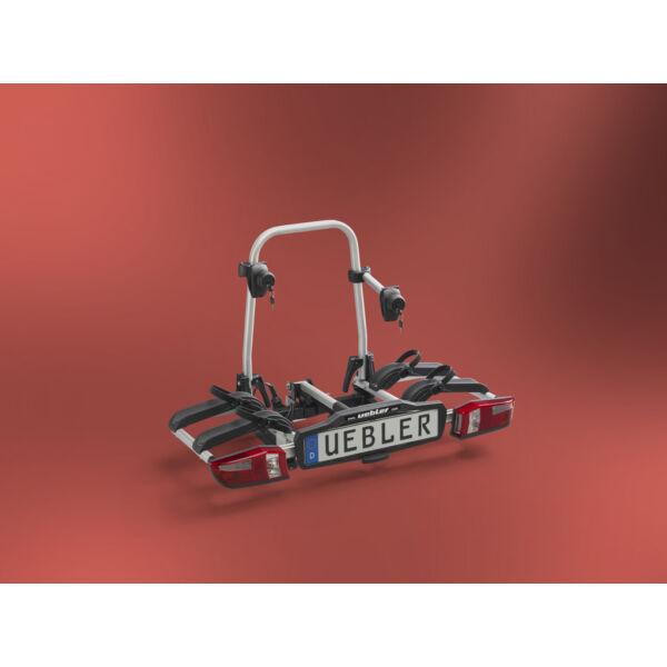Uebler P22S kerékpártartó 2 kerékpárhoz, nem összecsukható, bővíthető