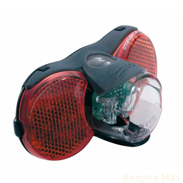 B&M Toplight XS Permanent elemes hátsó lámpa