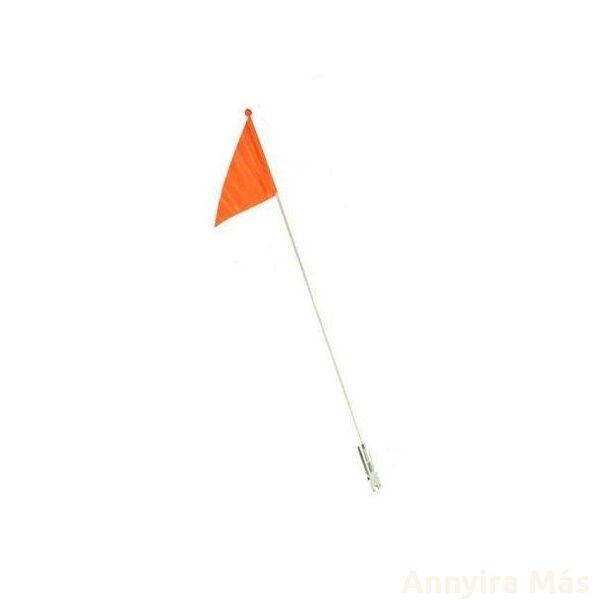 Zászló narancssárga, hátsó tengelyre 1,5m