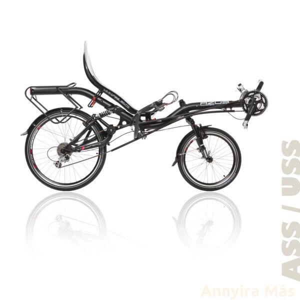 Azub Six fekvőkerékpár Shimano Alivio felszereltséggel