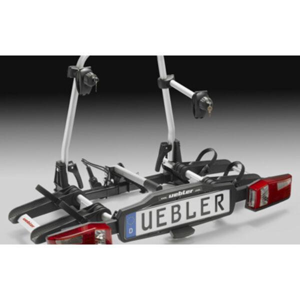 Uebler X21S kerékpártartó 2 kerékpárhoz, összecsukható