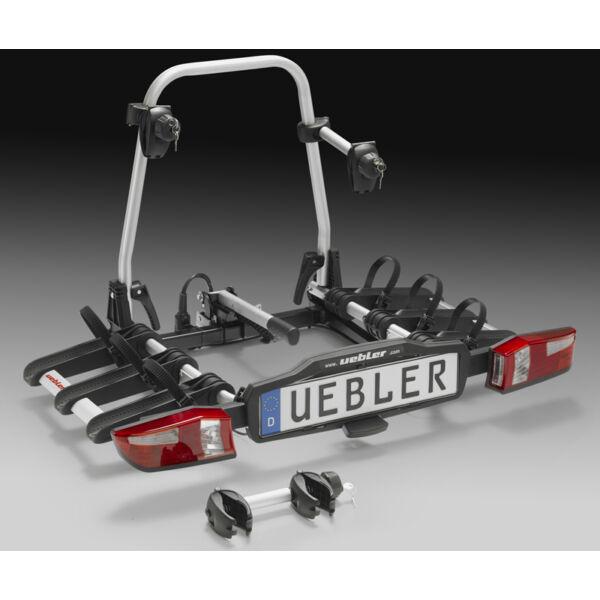 Uebler X31S kerékpártartó 3 kerékpárhoz, összecsukható